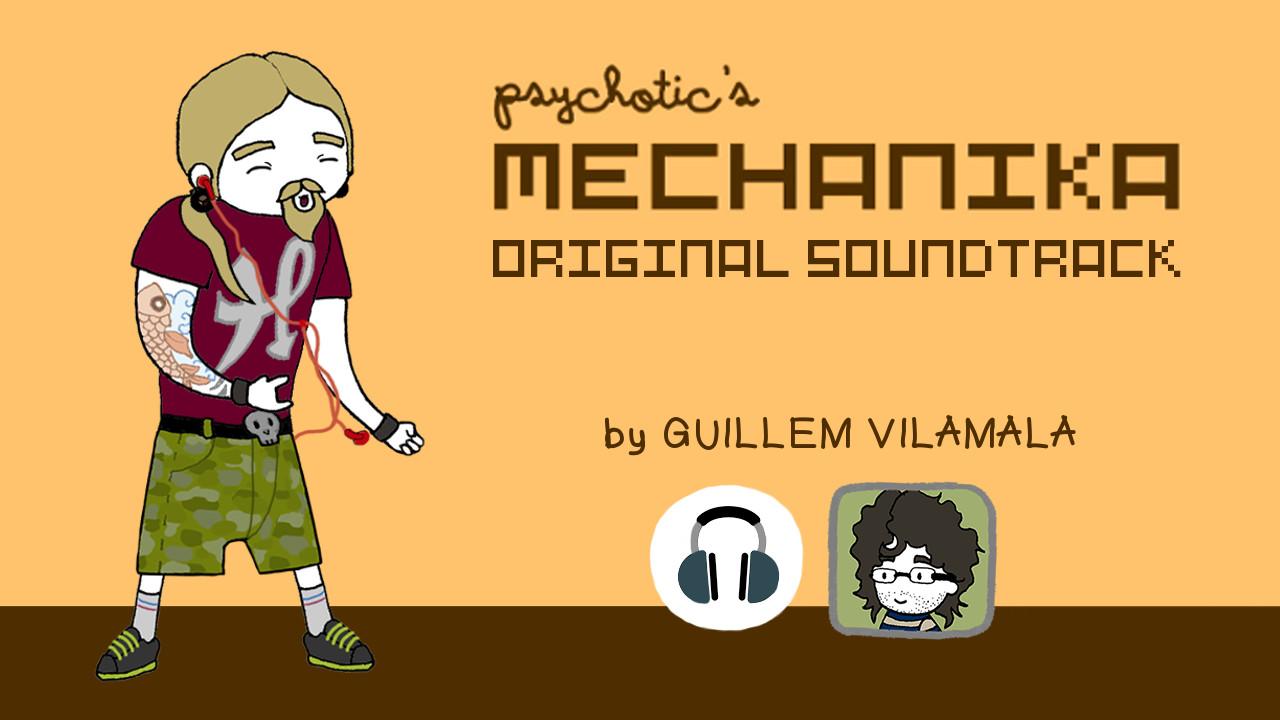 MechaNika - Original Soundtrack screenshot