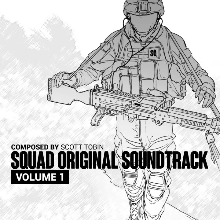 Squad - Original Soundtrack Vol. 1 & 2 screenshot