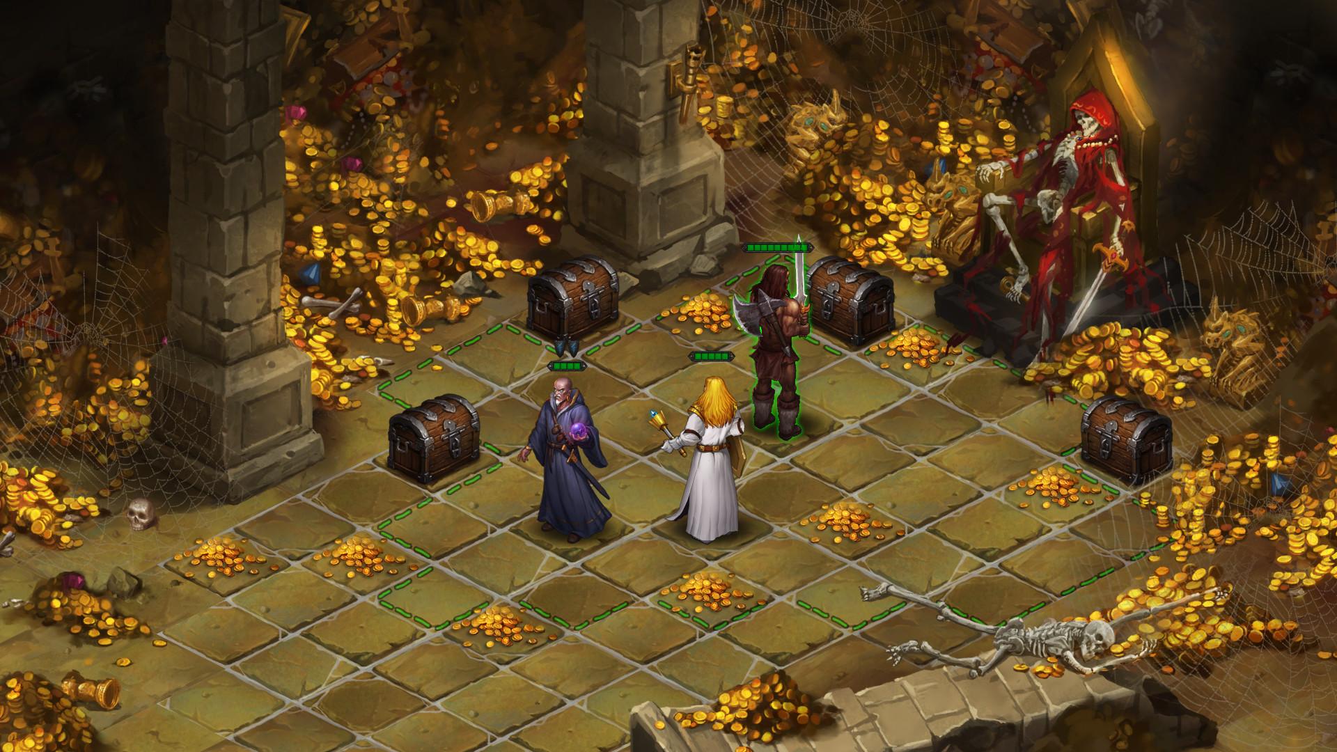 Dark Quest 2 screenshot