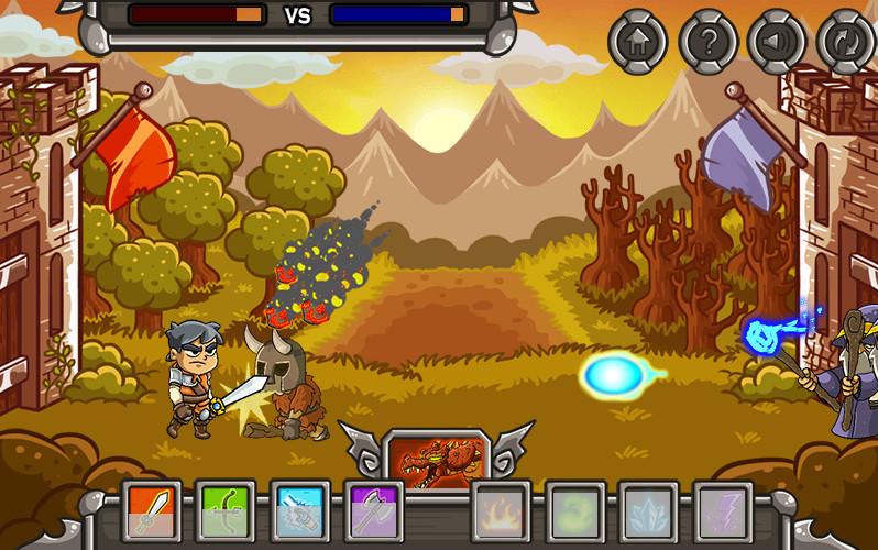 Hero Quest: Tower Conflict screenshot