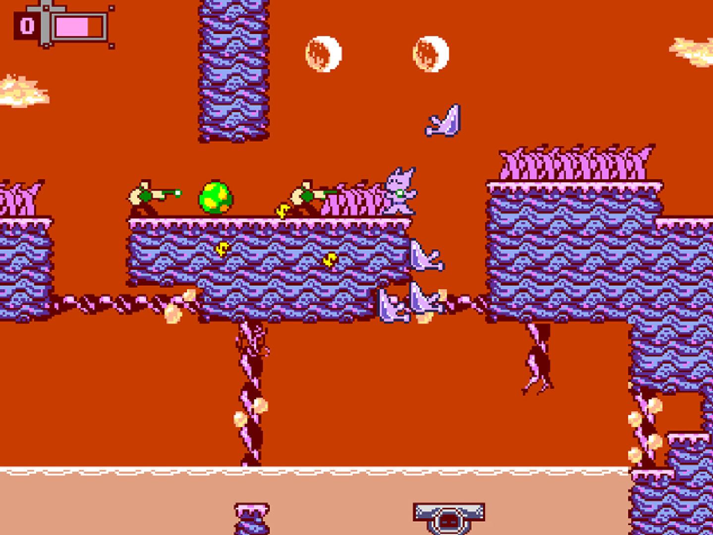 Mibibli's Quest screenshot