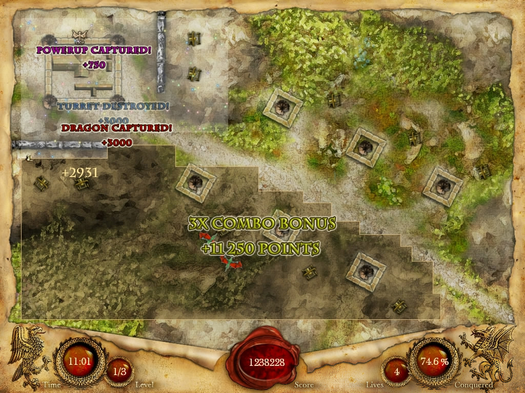 Fortix screenshot