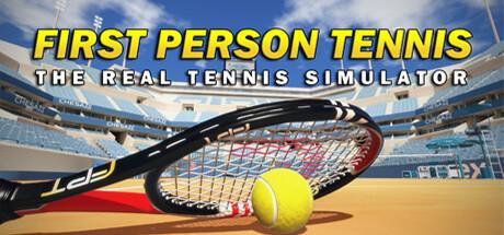 Allgamedeals.com - First Person Tennis - The Real Tennis Simulator - STEAM