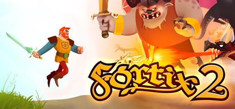 Fortix 2 game image