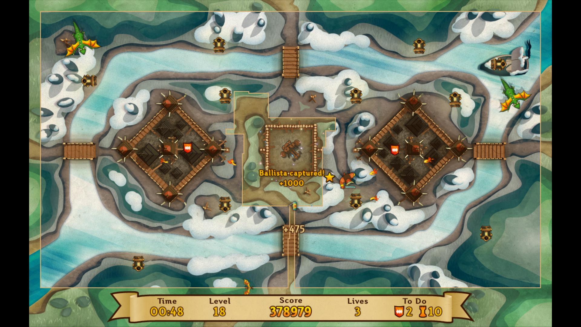 Fortix 2 screenshot