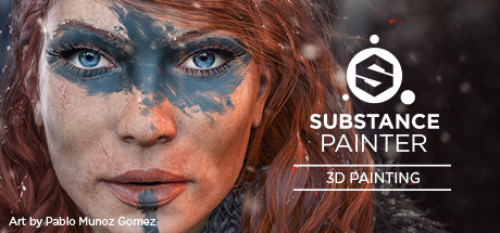 Substance Brush Paint Material