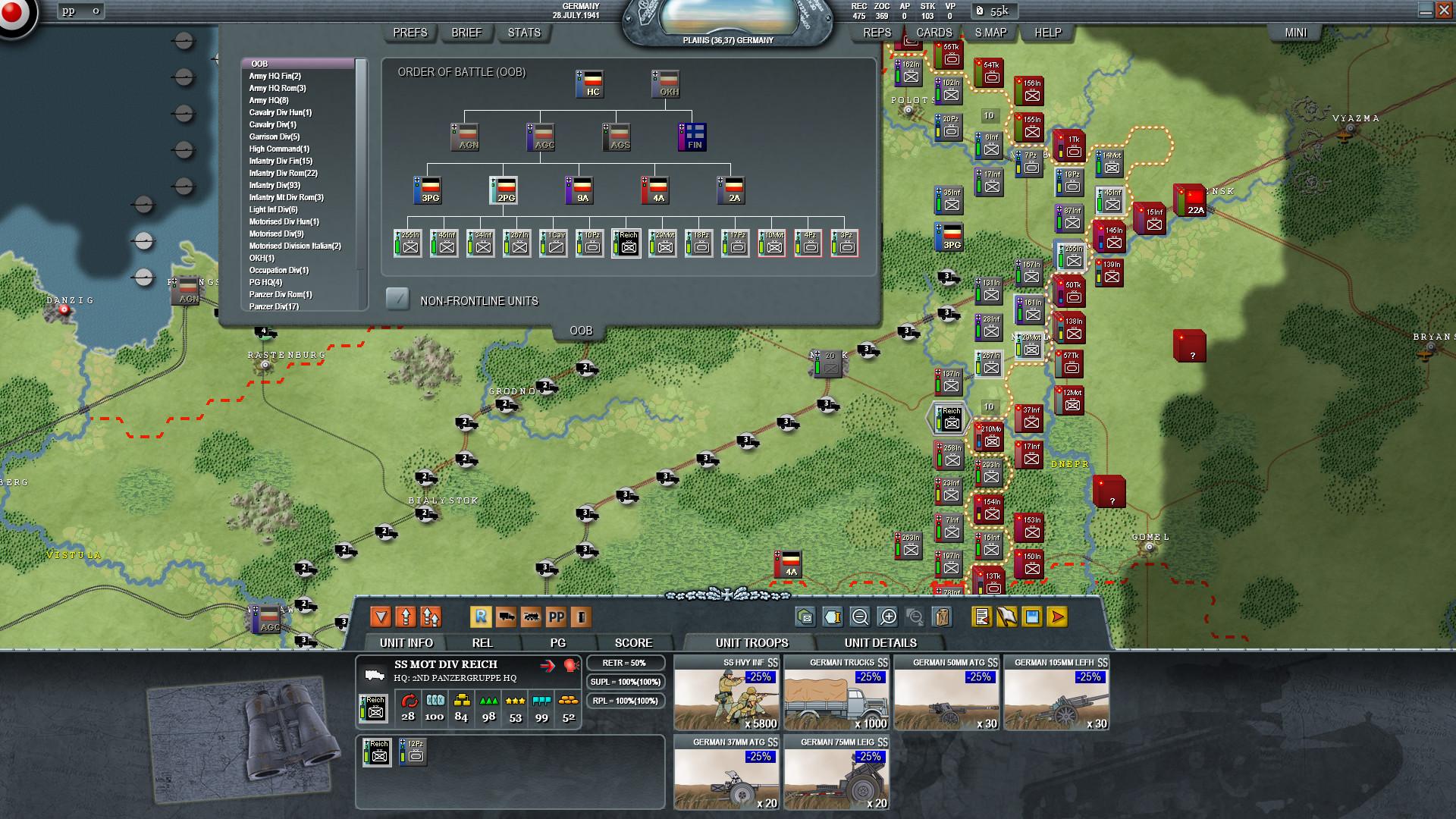 Download Decisive Campaigns: Barbarossa Full PC Game