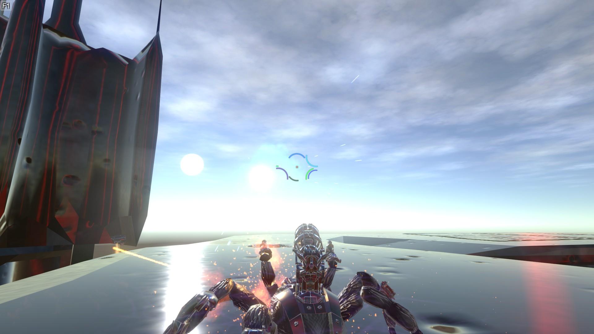 Spider Wars screenshot