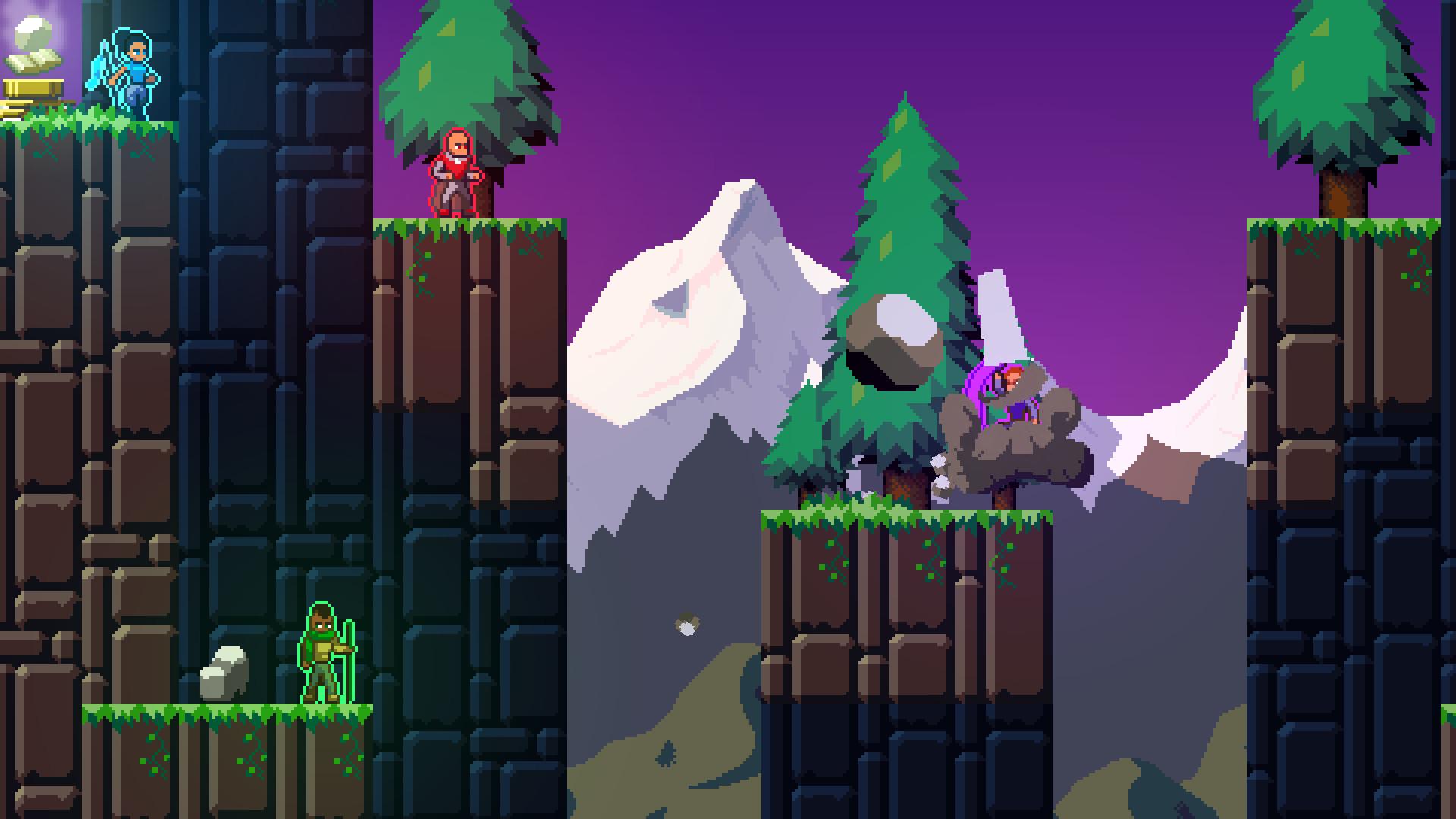 Mystic Melee screenshot