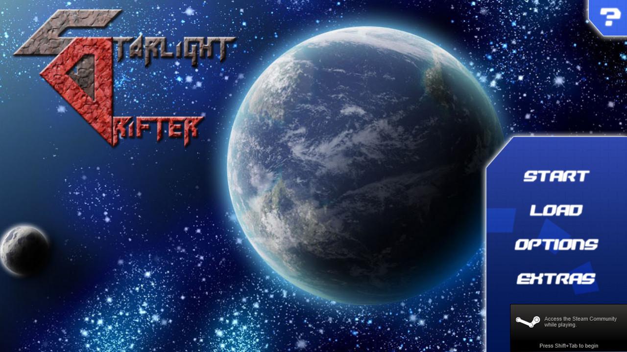Starlight Drifter - OST & Music Player screenshot