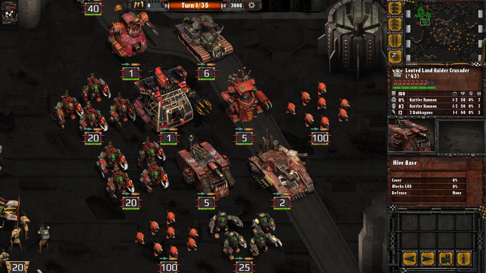 Warhammer 40.000 Armageddon Da Orks скачать