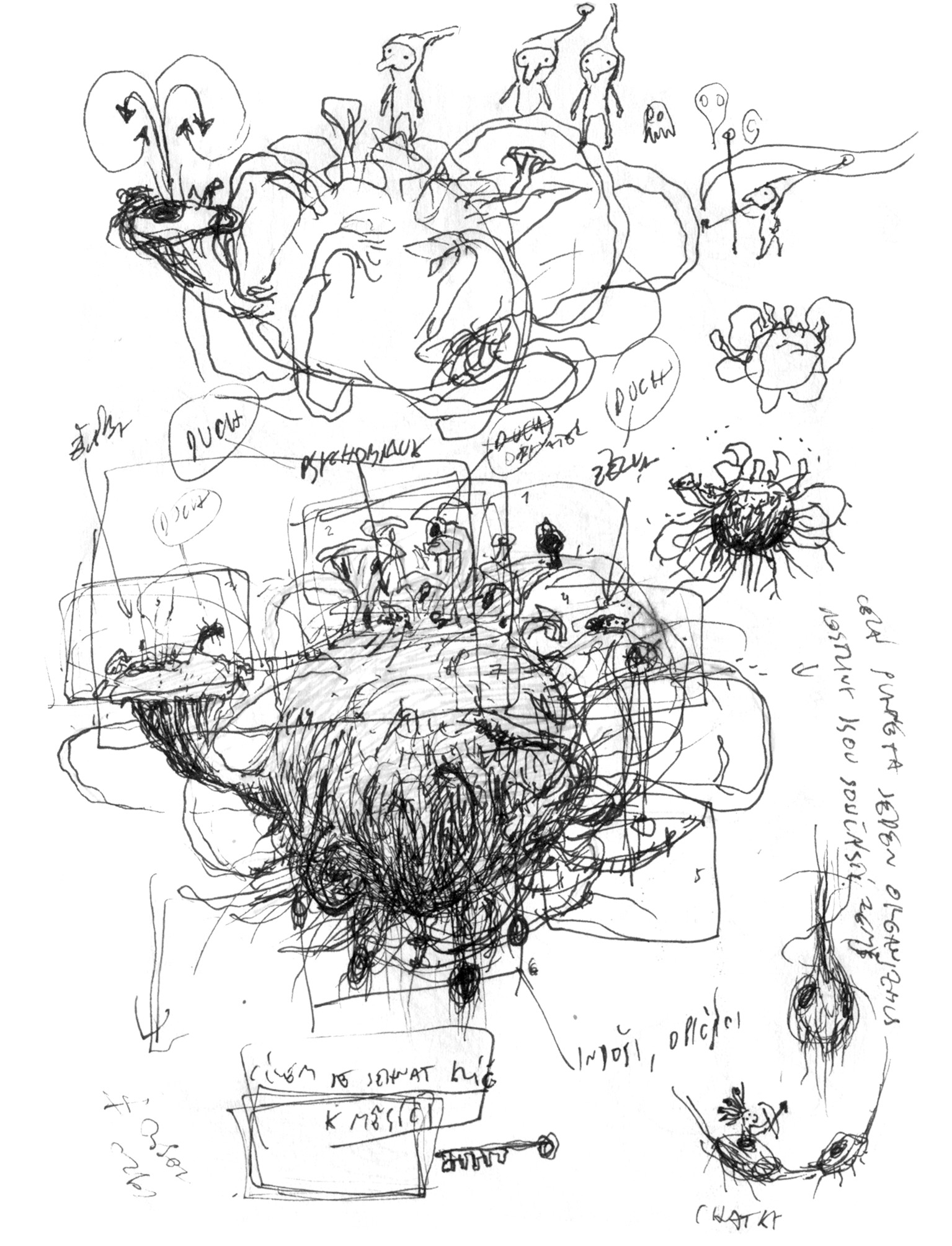 Samorost 3 Soundtrack + Art Book screenshot