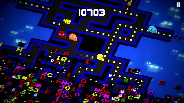 PAC-MAN256 スクリーンショット1