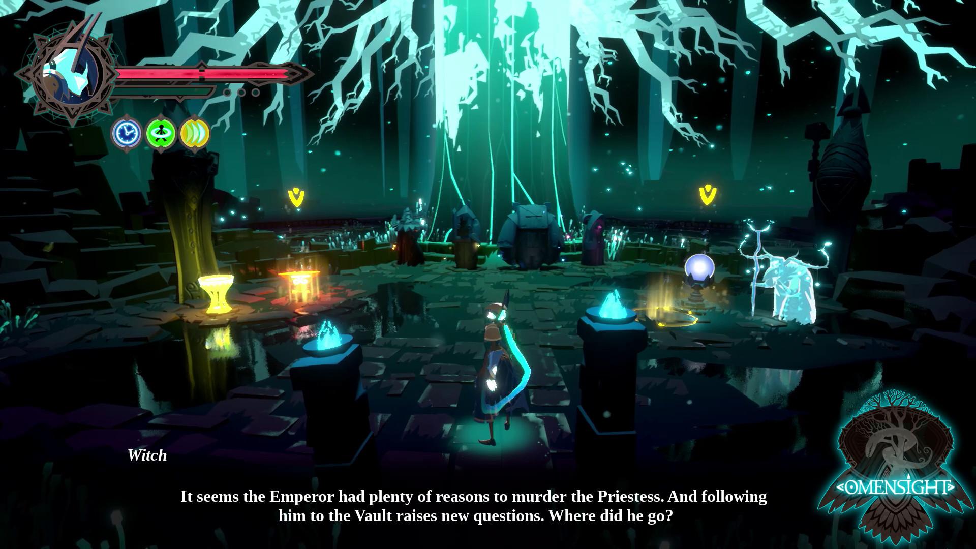 Omensight: Definitive Edition screenshot
