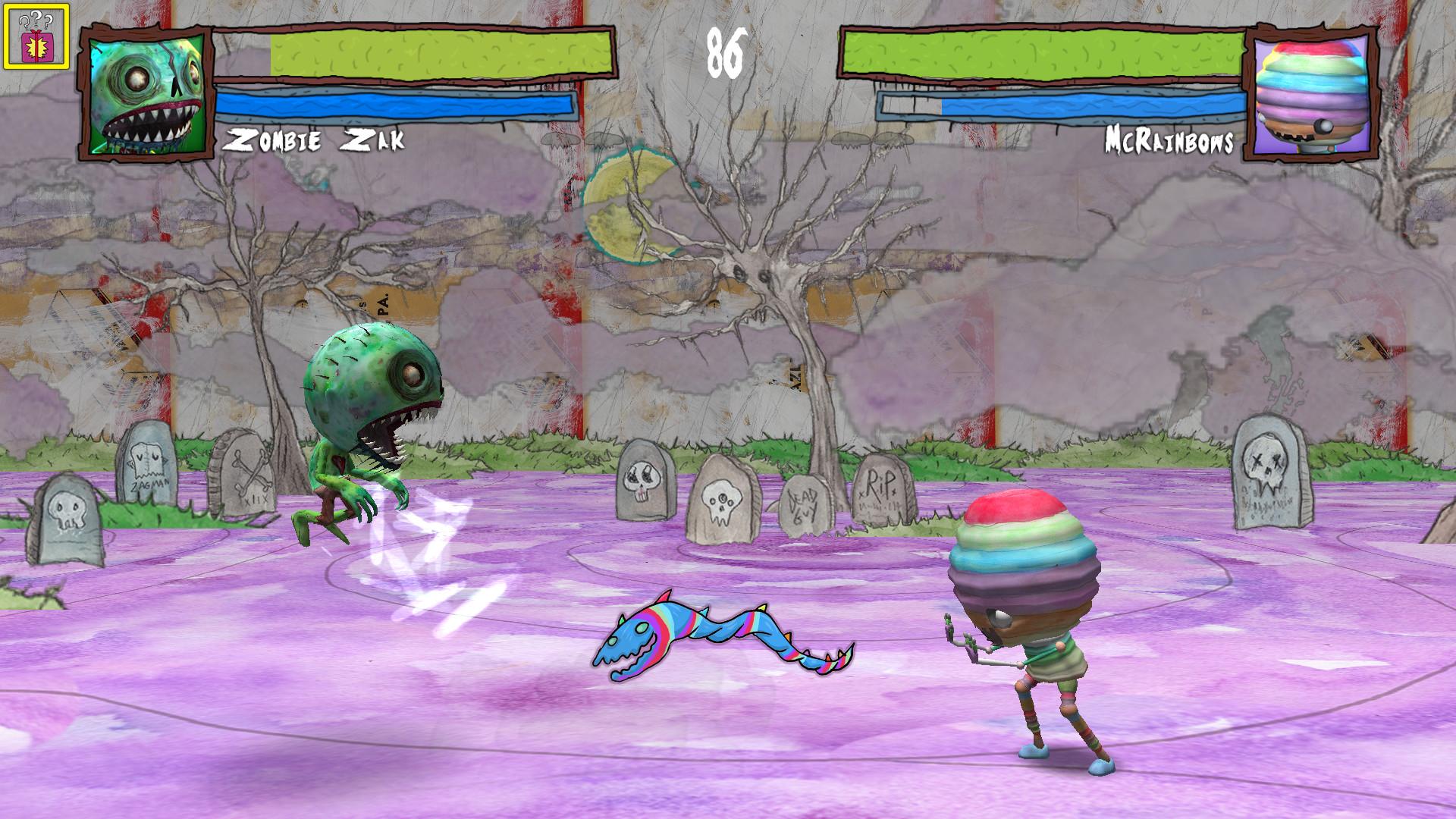 FrightShow Fighter screenshot