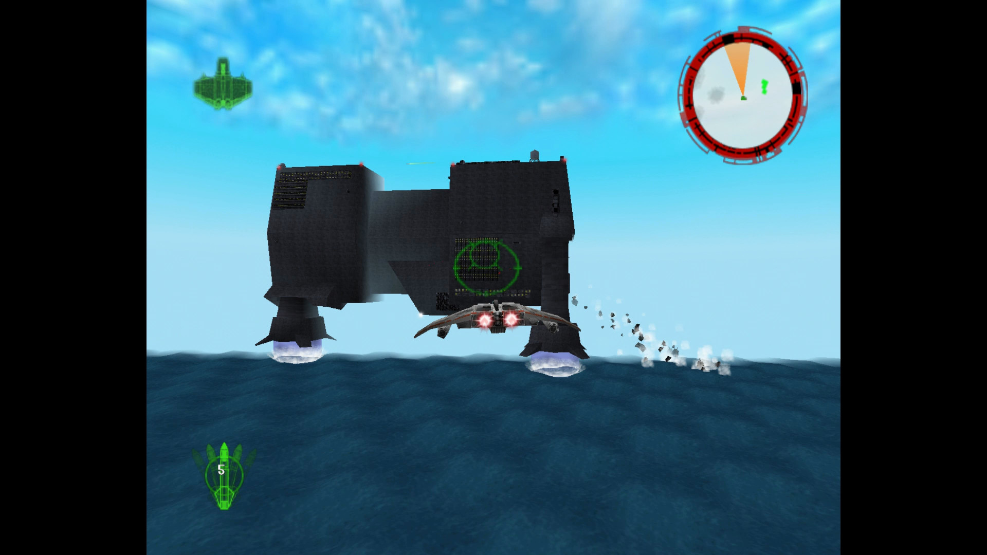 Star Wars: Rogue Squadron Screenshot 3