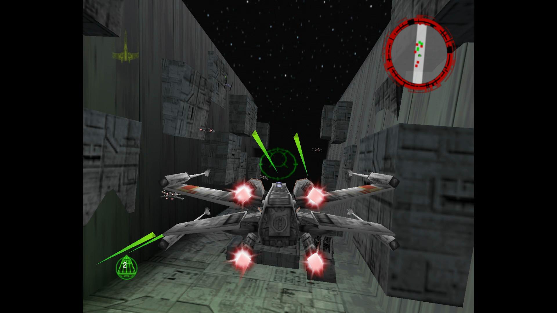Star Wars: Rogue Squadron Screenshot 2