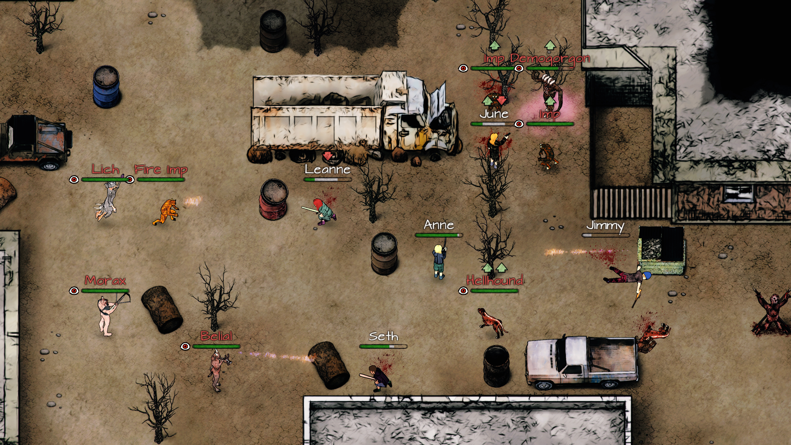 Judgment: Apocalypse Survival Simulation screenshot