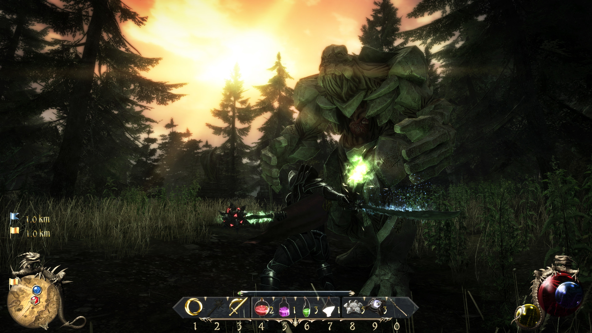 Two Worlds II - Call of the Tenebrae Screenshot 3