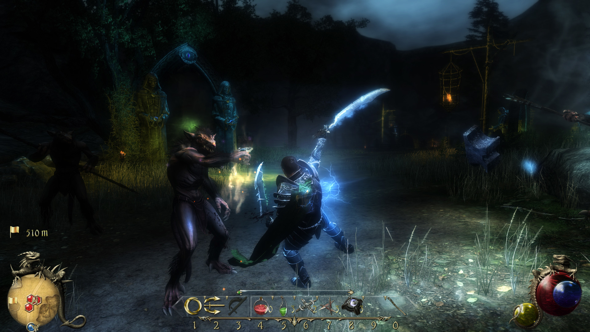 Two Worlds II - Call of the Tenebrae Screenshot 2