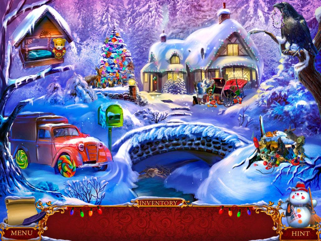 Christmas Adventure: Candy Storm screenshot