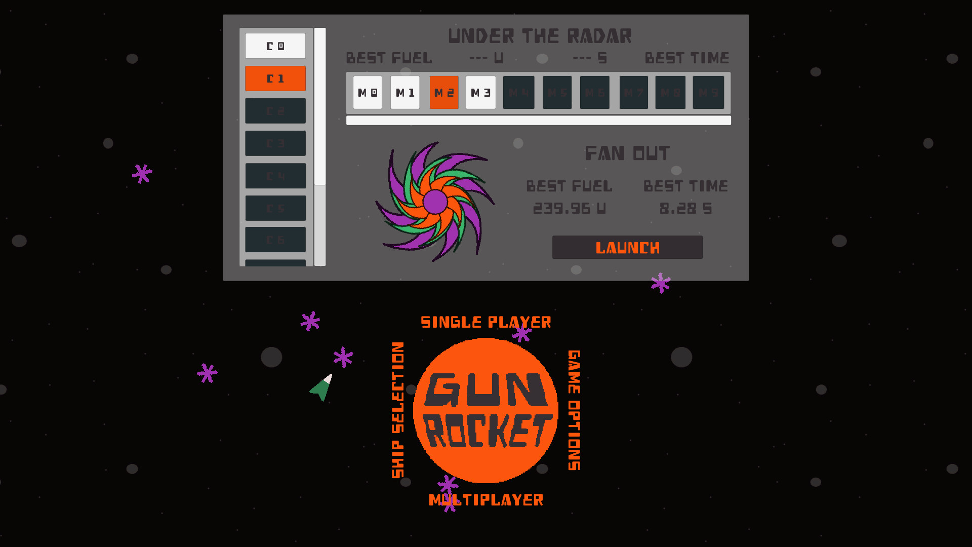 Gun Rocket - Soundtrack screenshot