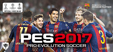 Pro Evolution Soccer 2017 (Pes) PC Sorunsuz Torrent İndir