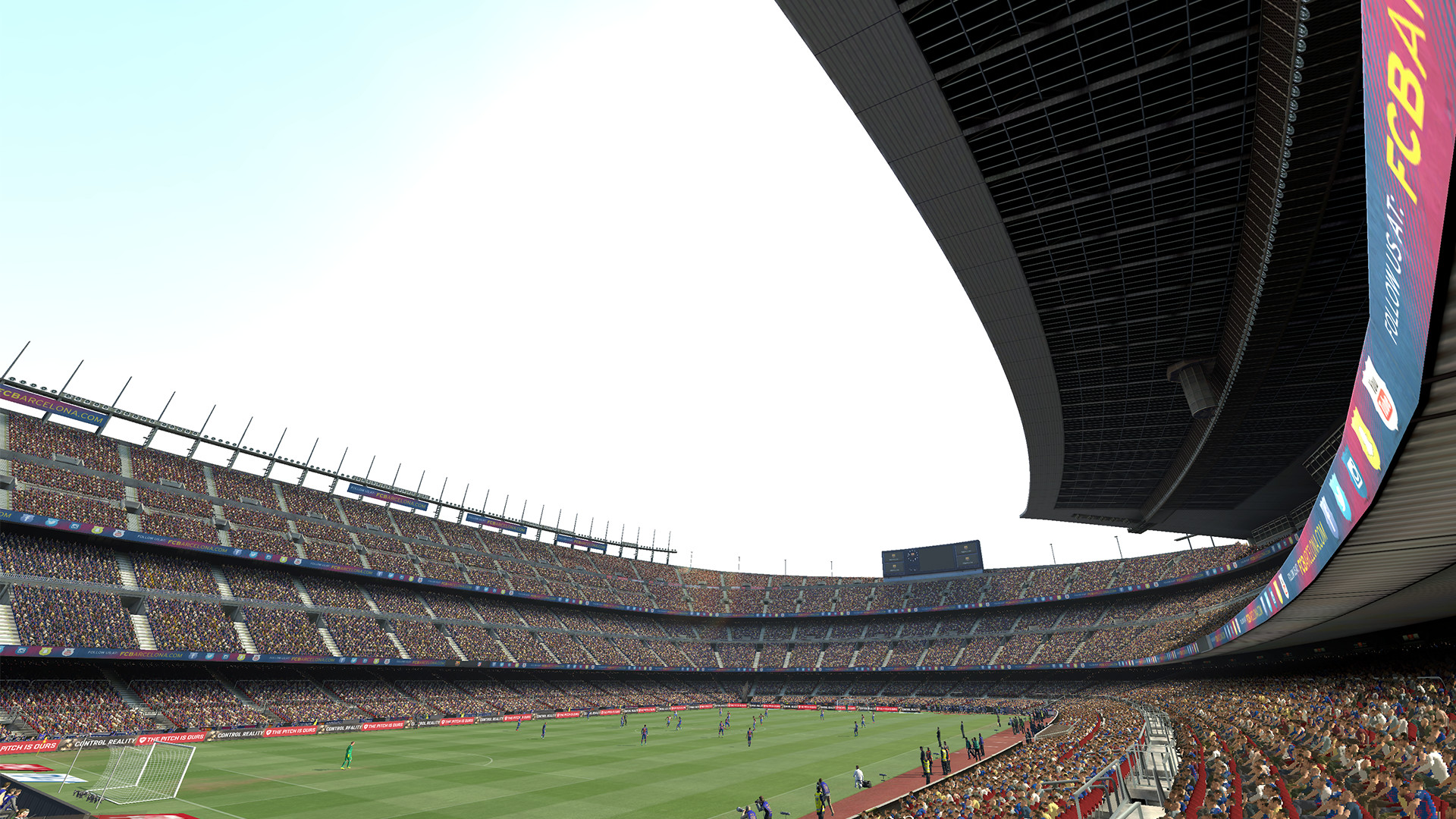 Pro Evolution Soccer 2017 Screenshot 3