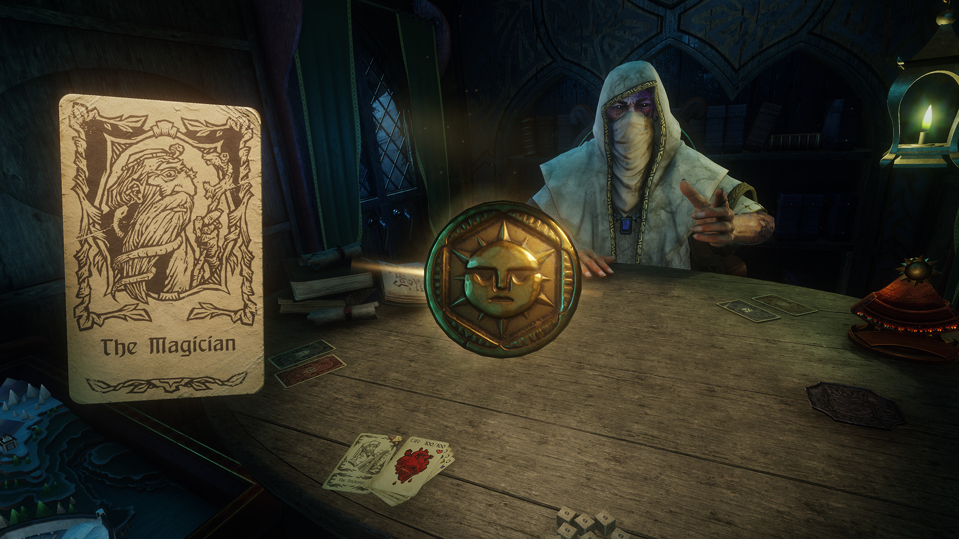 Hand of Fate 2 [GOG] [2017|Rus|Eng]