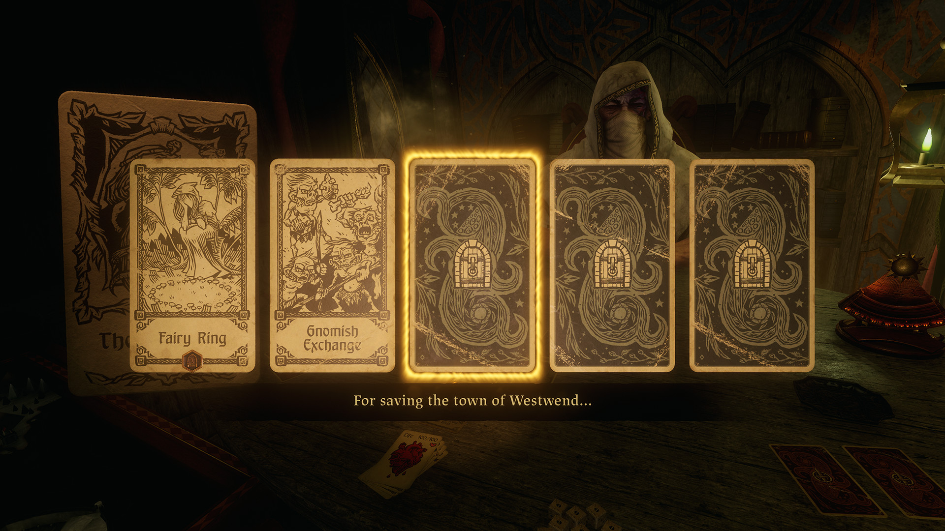 Hand of Fate 2 [2017|Rus|Eng|Multi11]