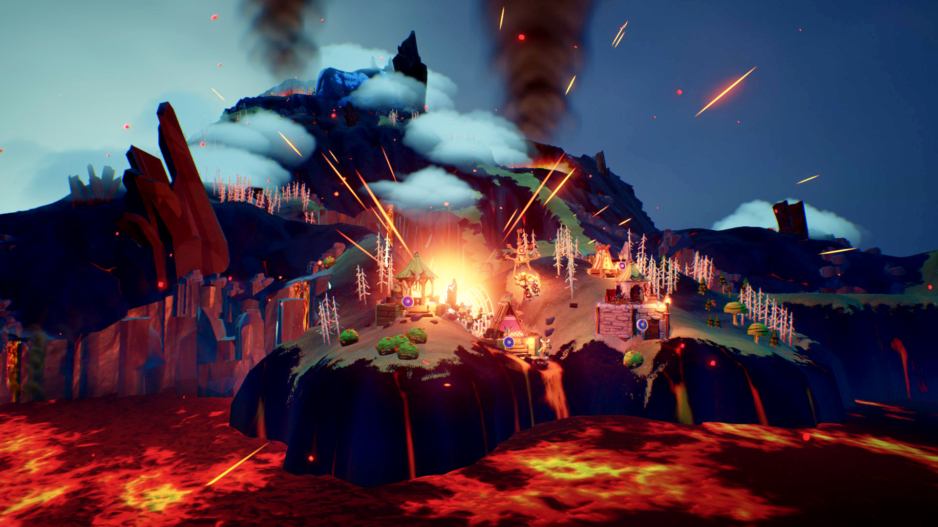 Valhalla Hills: Fire Mountains DLC screenshot