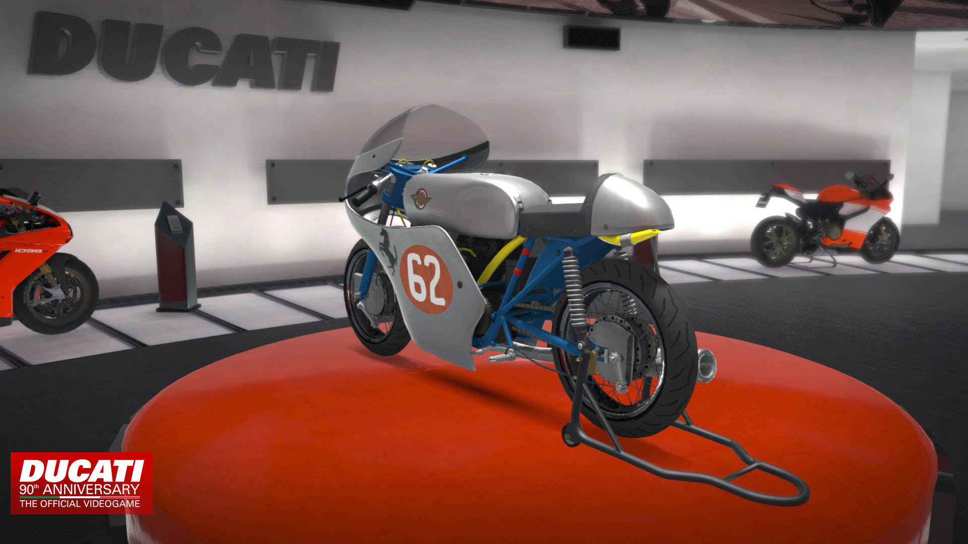 DUCATI - 90th Anniversary screenshot