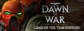 Warhammer 40,000: Dawn of War - Game of the Year Edition logo