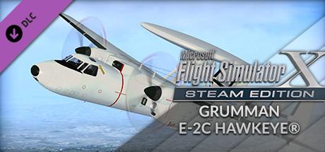 FSX: Steam Edition: Grumman E-2C Hawkeye Add-On