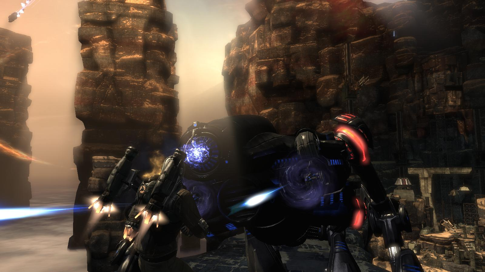 Dark Void screenshot