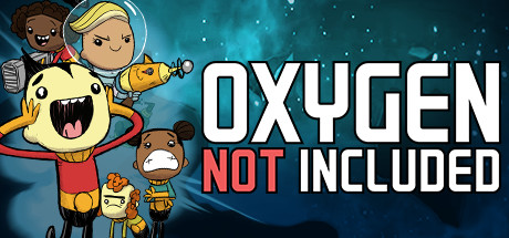 oxygen not included cover art