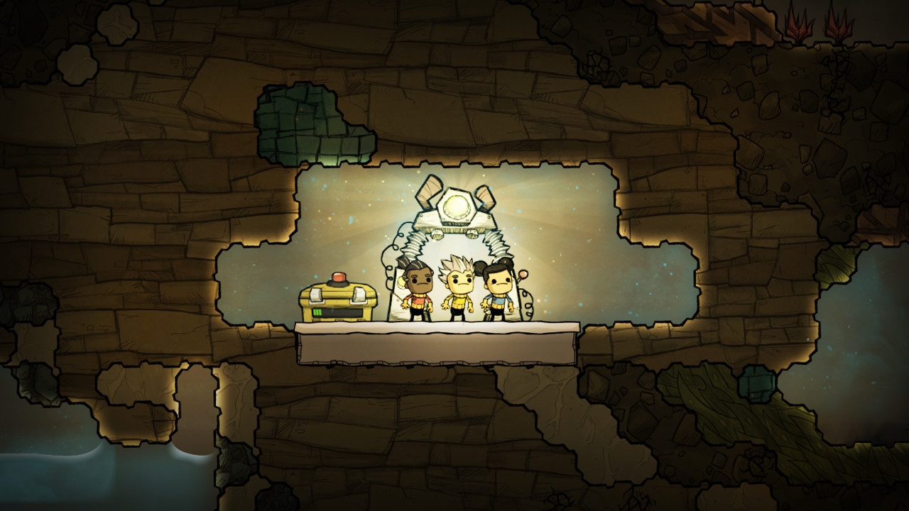 Oxygen Not Included PS4