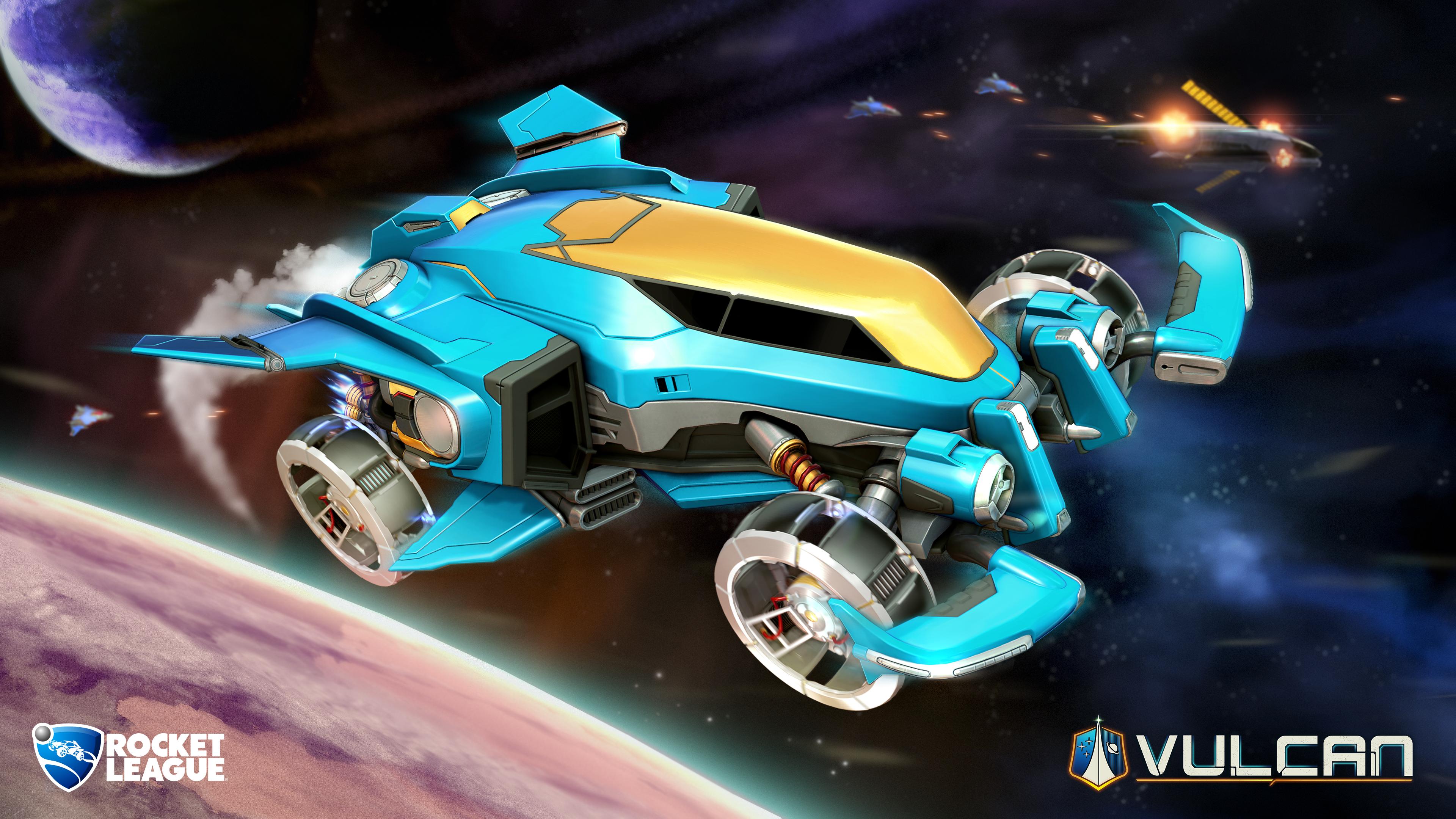 Rocket League - Vulcan screenshot