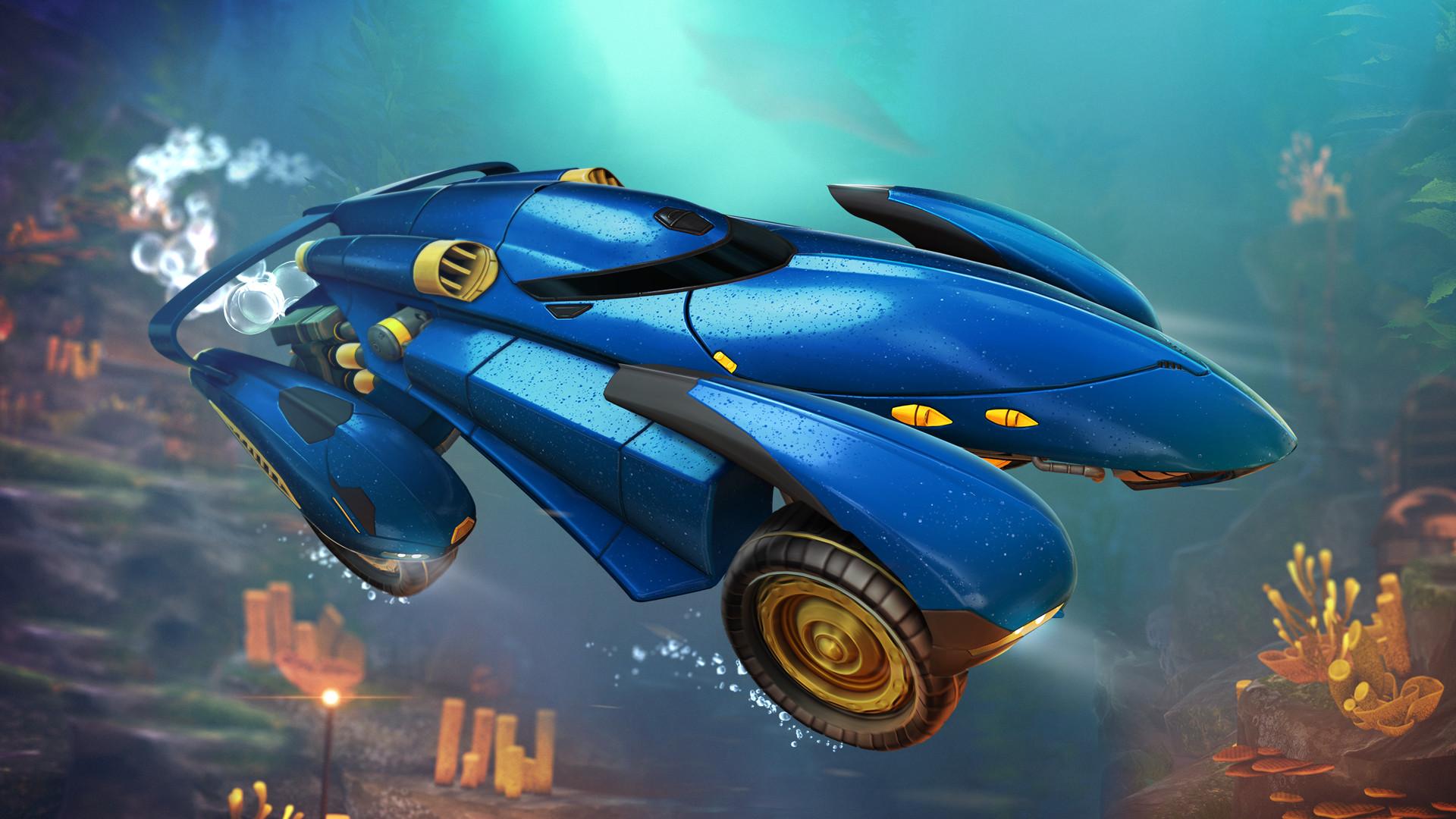 Rocket League - Triton screenshot