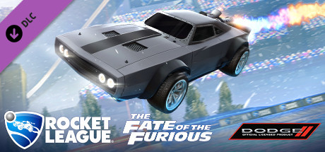 Rocket League  - The Fate of the Furious Ice Charger