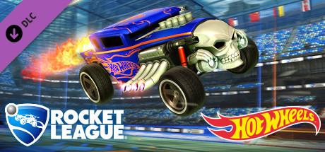 Rocket League - Hot Wheels Bone Shaker