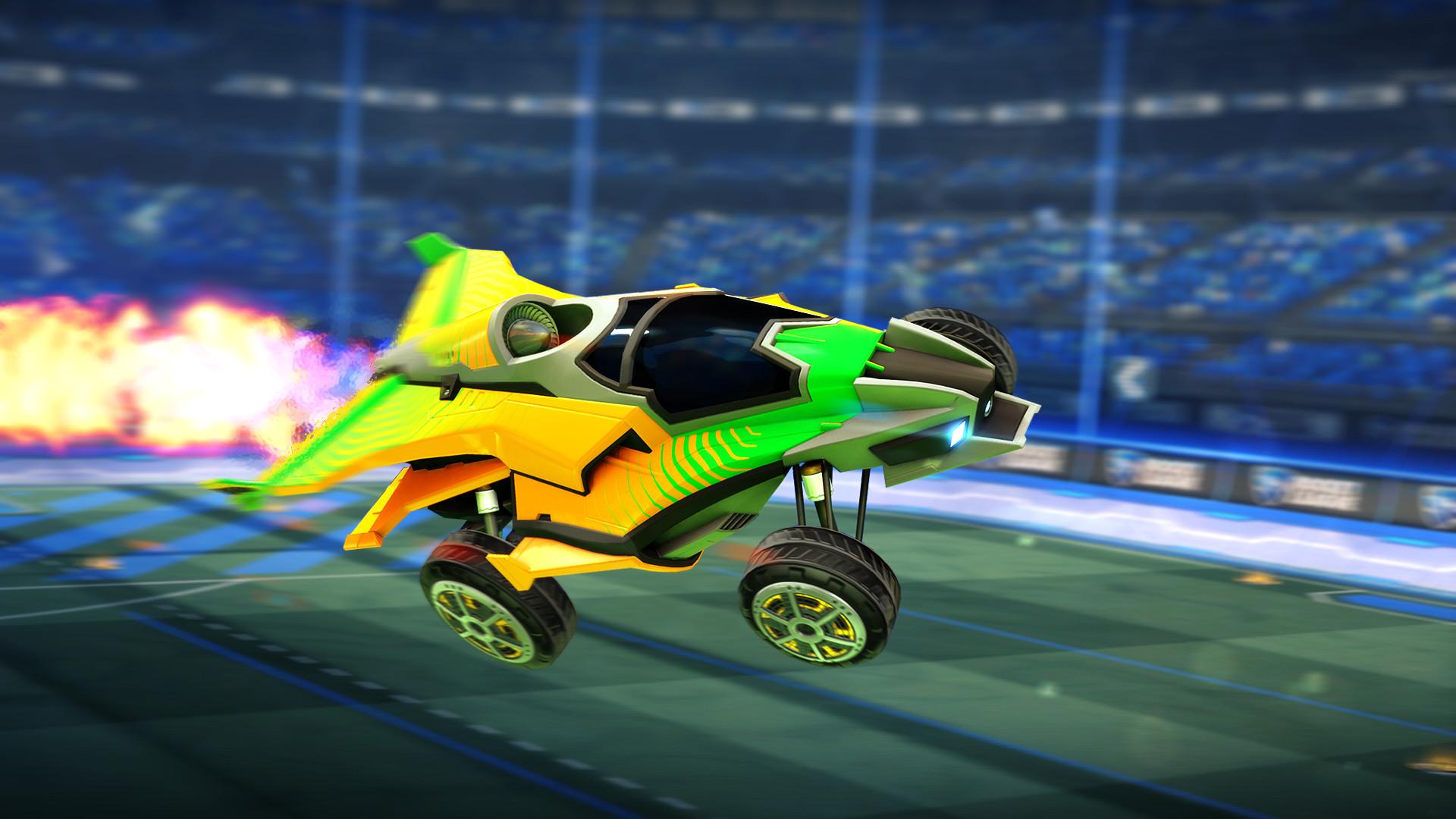 Rocket League - Aftershock screenshot