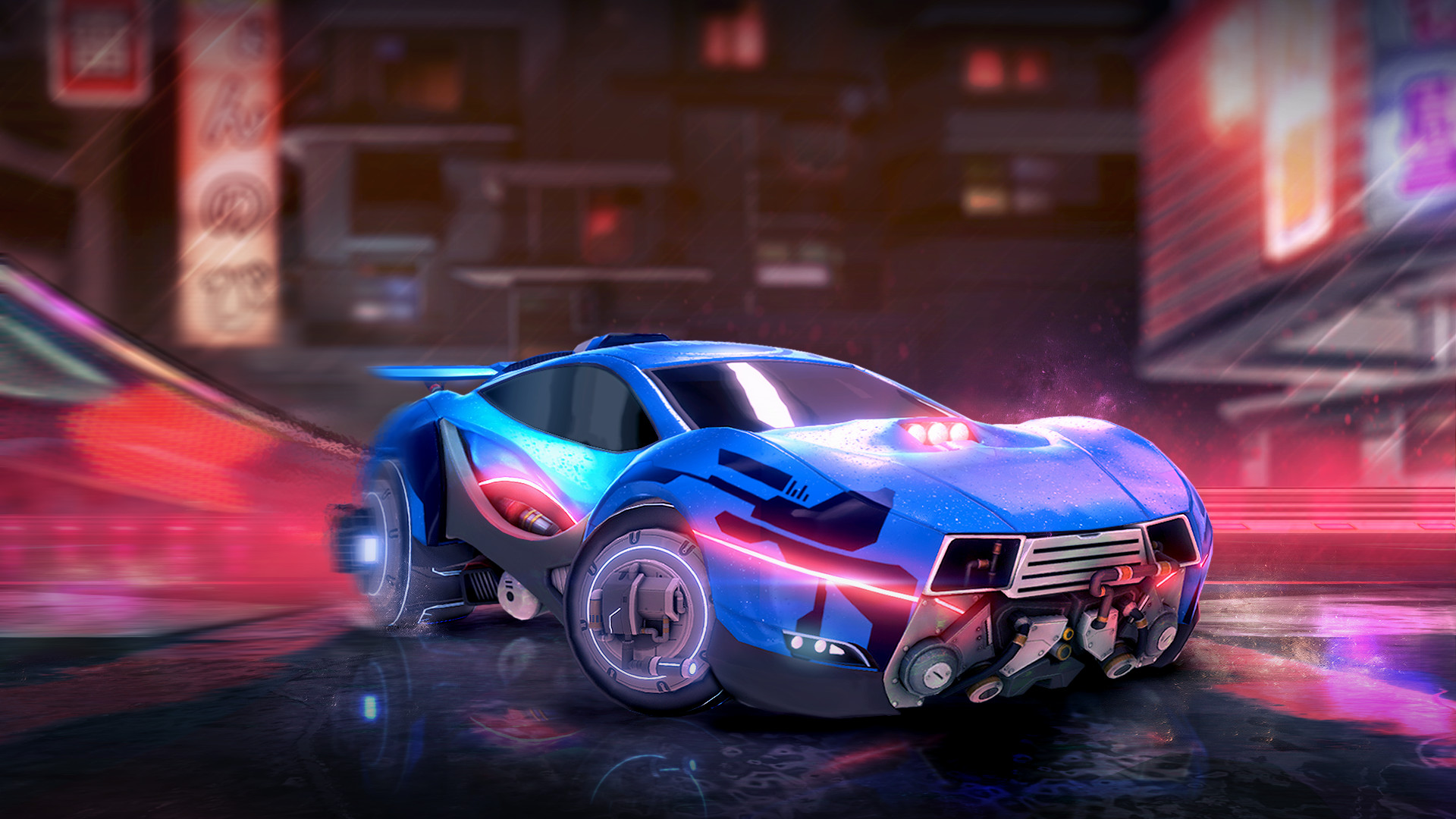Rocket League - Masamune screenshot