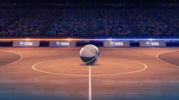 Rocket League NBA Flag Pack PC Game SKIDROW