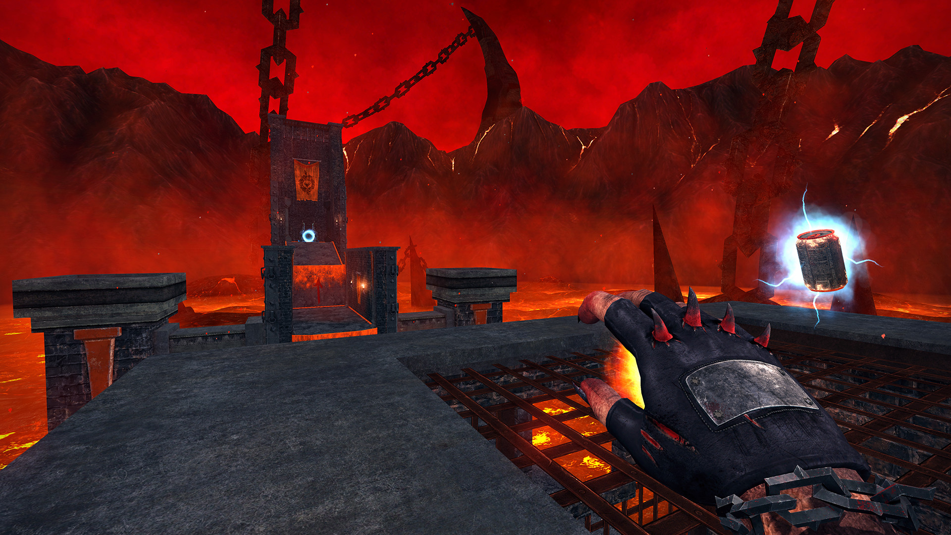 SEUM: Speedrunners from Hell Screenshot 1
