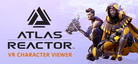 Atlas Reactor VR Character Viewer