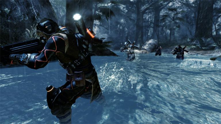 Lost Planet 2 screenshot