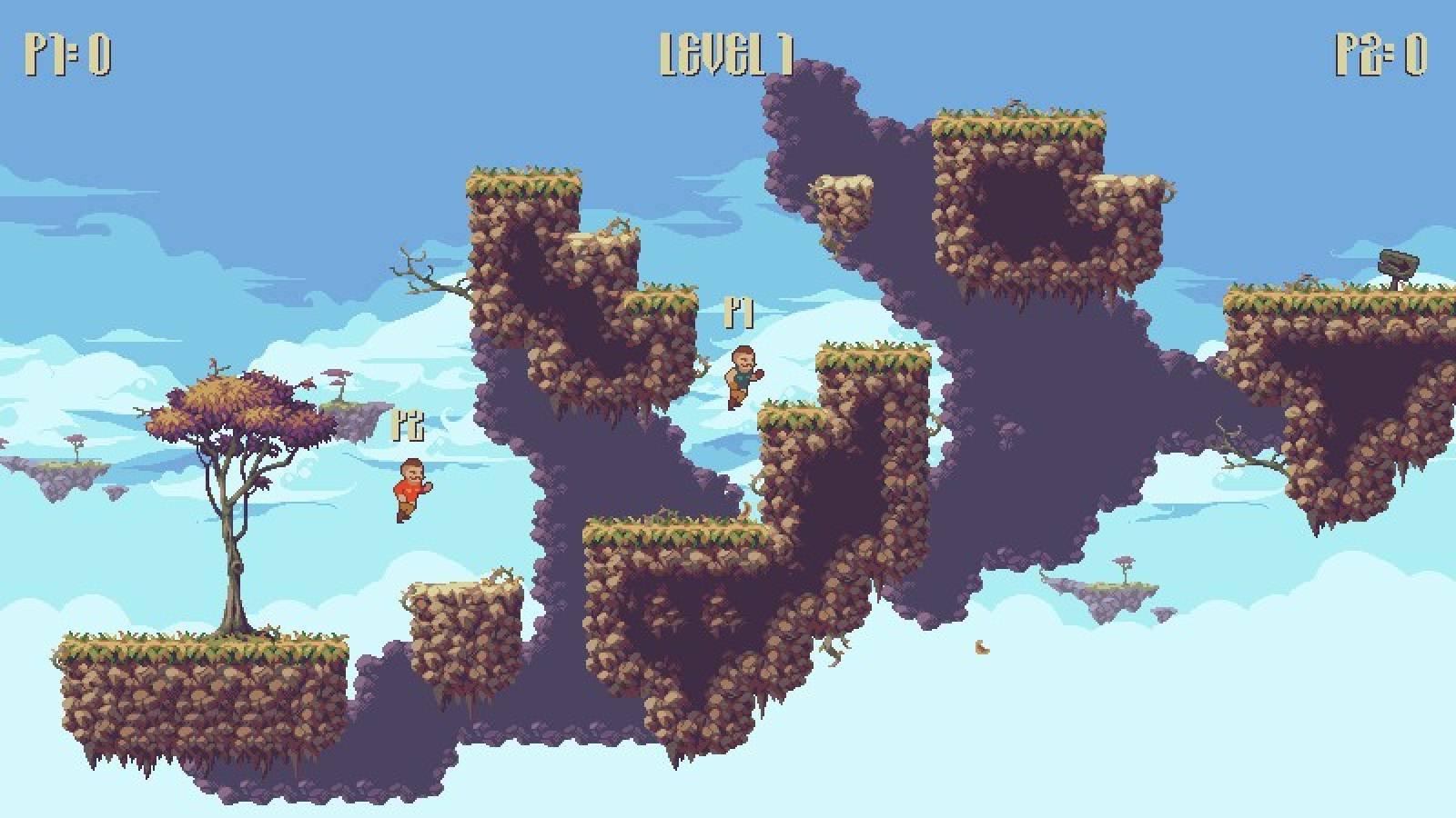 Moustache Mountain screenshot