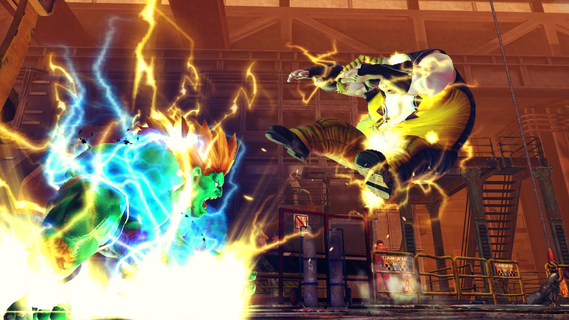 Ultra Street Fighter IV screenshot