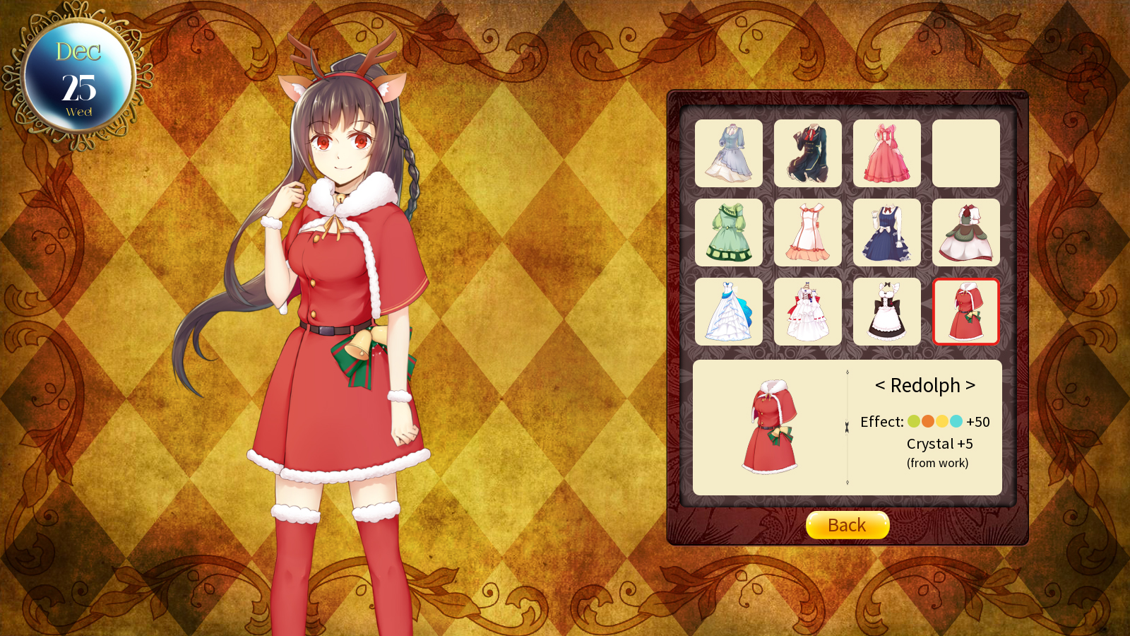 Blood Code Costume Pack screenshot